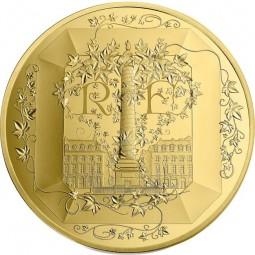 50 Euro 1/4 Unze Gold Proof French Exellence Boucheron Frankreich 2018