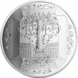 50 Euro 5 Unzen Silber Proof French Exellence Boucheron Frankreich France 2018