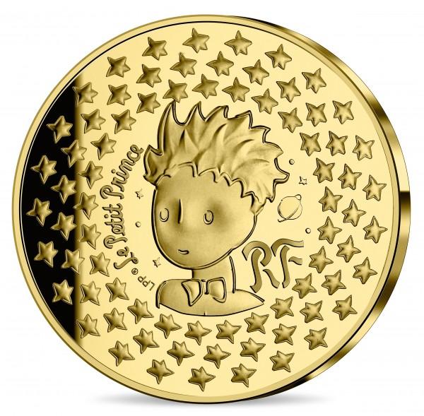 5 Euro Gold Proof Der Kleine Prinz Frankreich 2021