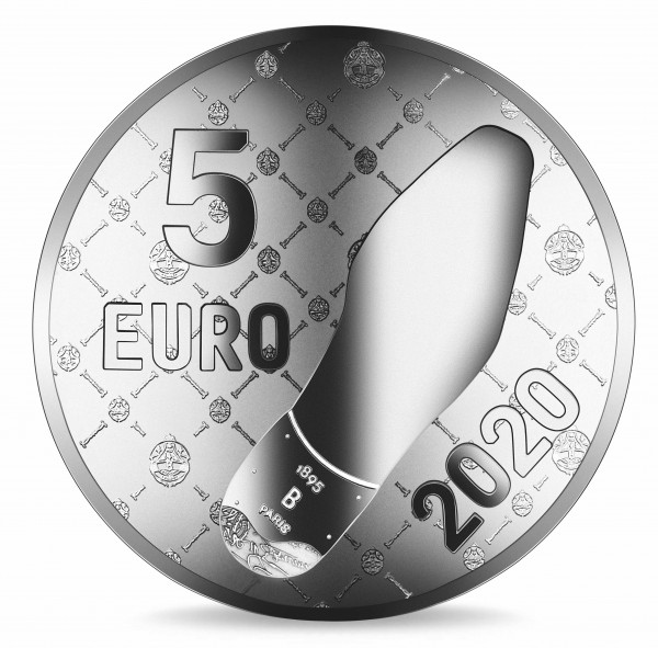 5 Euro Silver Proof French Excellence - Berluti France 2020