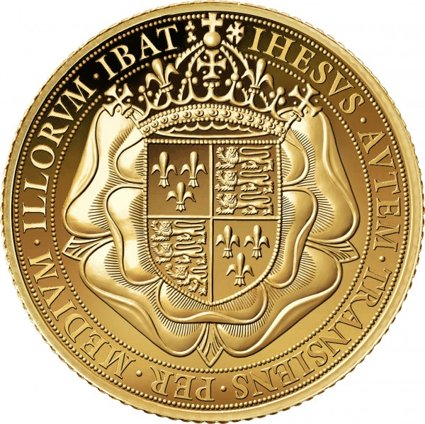 Double Sovereign Gold Proof Saint Helena 2021