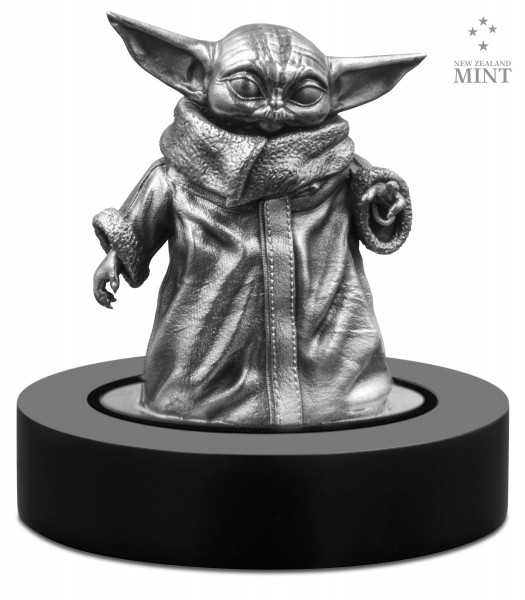 Star Wars Madalorian The Child Miniature Number 22