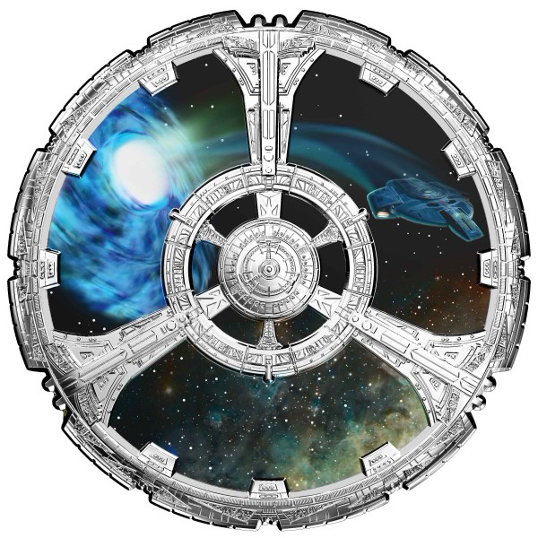 20 Dollar Silber Proof Star Trek: Deep Space Nine Canada 2018