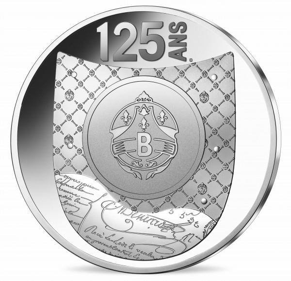 10 Euro Silber Proof French Excellence - Berluti Frankreich 2020