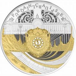 10 Euro Silber Proof Ufer der Seine The Seine Banks Frankreich 2016 France